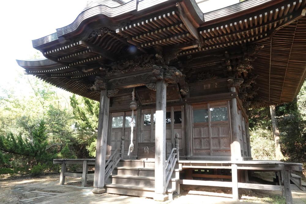 お寺210411.JPG