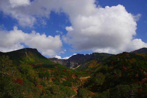 下山口からの眺め.JPG