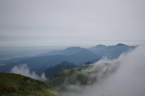 巻機山山頂からの眺め170916.JPG
