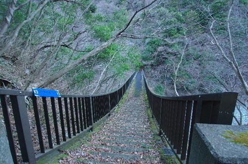 神ノ川の橋161224.JPG