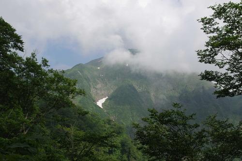 谷川岳山頂は雲の中170714.JPG