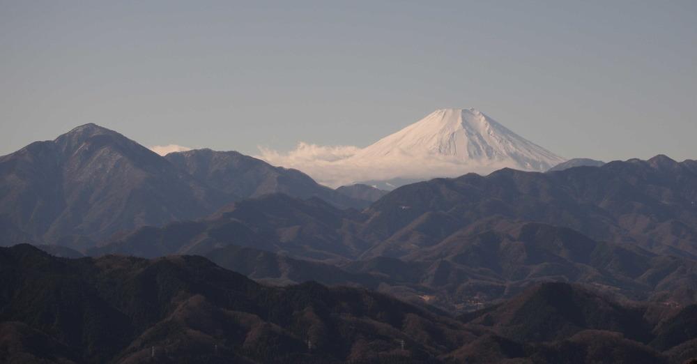 高尾山から富士山200109.JPG